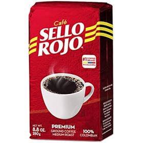 Sello Rojo Coffee 250 g