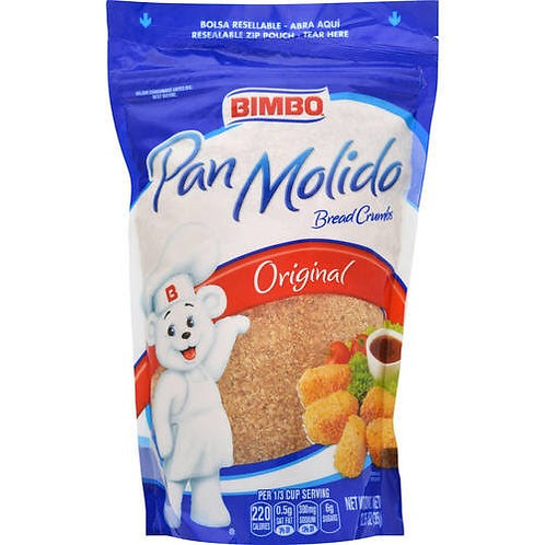 Pan Molido (Bread Crumbs) Bimbo 350g
