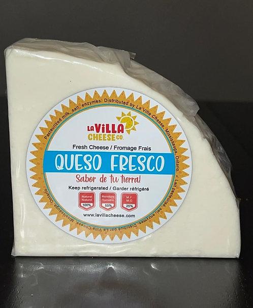 Queso Fresco la Villa (fresh Cheese)