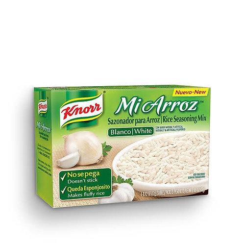 Rice seasoning Knorr White 4pack