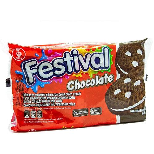 Galletas Festival de Chocolate 403g