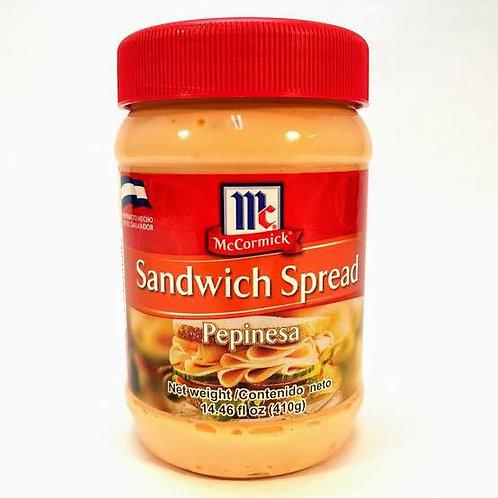 Sándwich Spread McCormick 410g