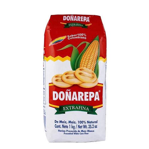 Doñarepa white