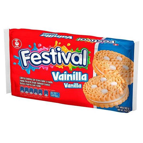 Galletas Festival de Vainilla 403g