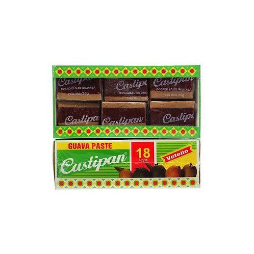Castipan Guava 18 unidades