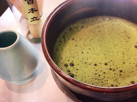 The Scoop on Matcha