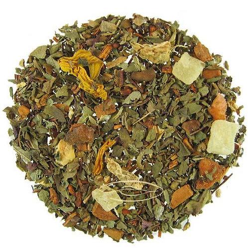 Tulsi, Apple, Pear, Fruit Tea, Herbal Blend, Tea