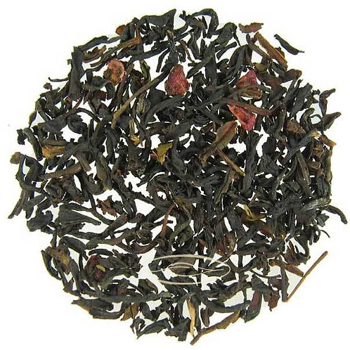 Black Tea, Tisane, Raspberry