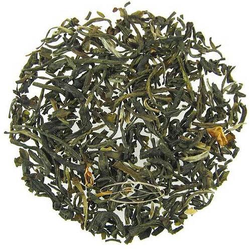 Tea Infusion, Jasmine Green, Green Tea, Tea, Loose Leaf