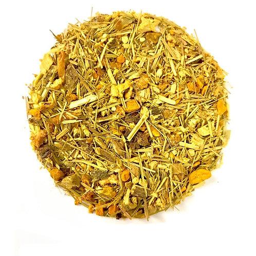 Turmeric, Ginger, Organic Herbal Tea