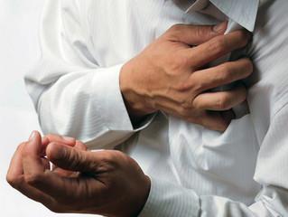 ¿Dolor en el pecho o angina de pecho?