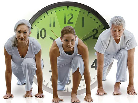 Dados demográficos sobre a longevidade