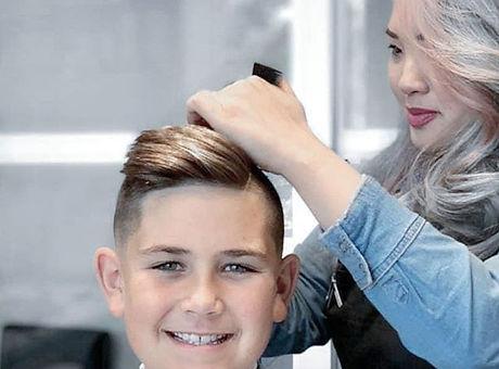 I love what I do!_._._._#barber #menshai