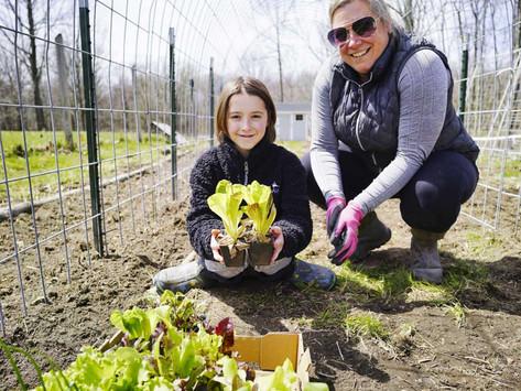Columnist Shares First Time Gardening Tips