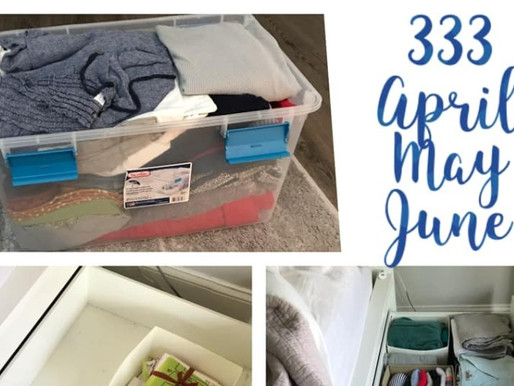 How to Simplify Your Wardrobe with Project 333