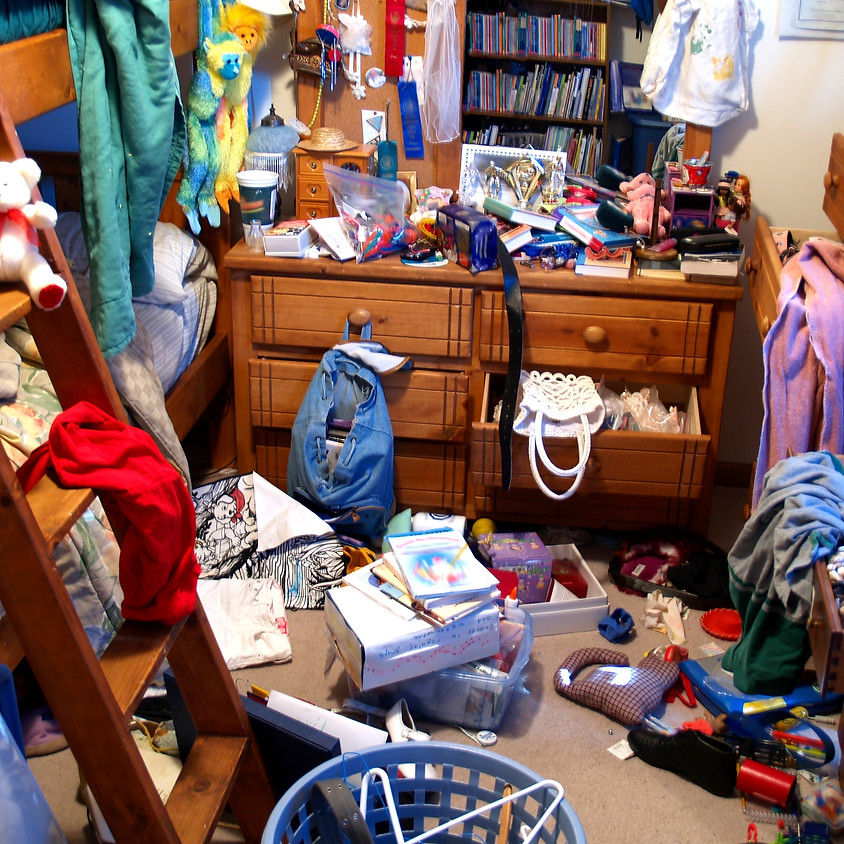 Dealing with Kids' Clutter