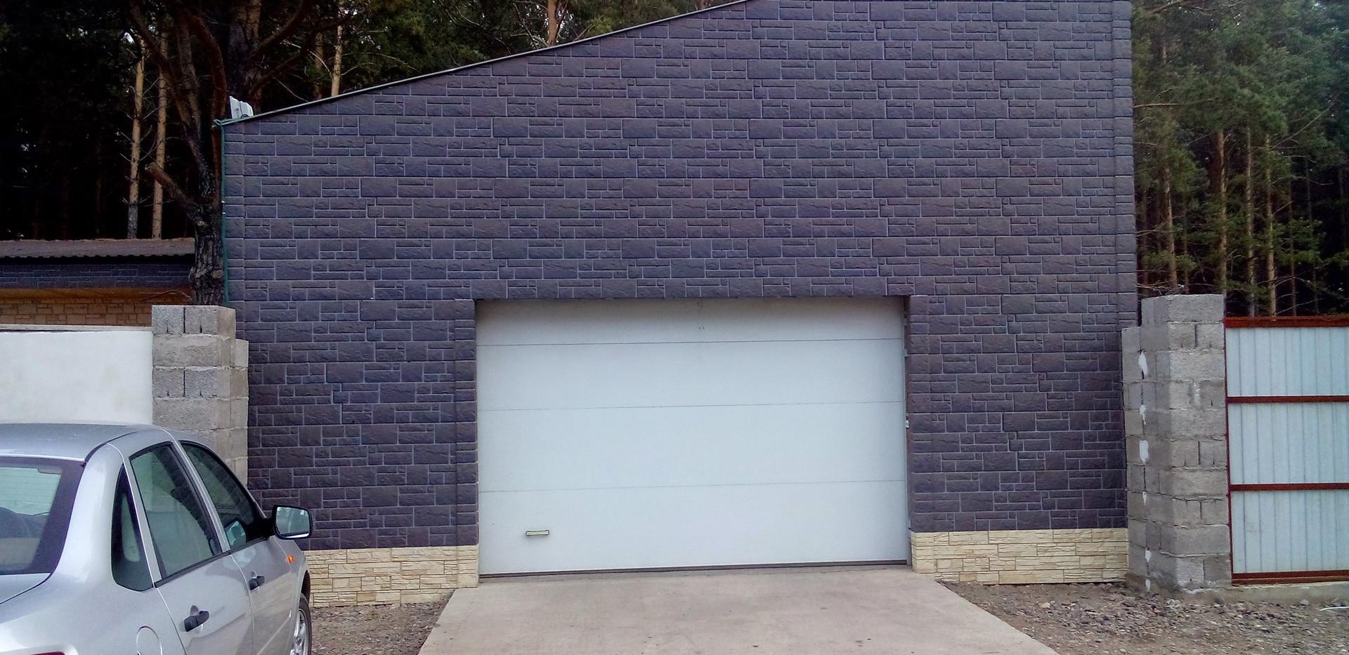 Фасадные панели Doke