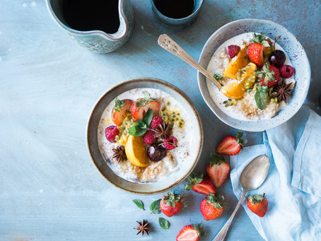 Healthy Make-Ahead Breakfast Ideas