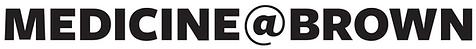 Medicine at Brown logo