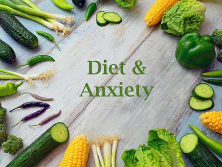 Can changing my diet help with my anxiety?