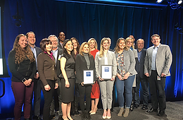 Winners of the Boston Scientific's Connected Patient Challenge IV