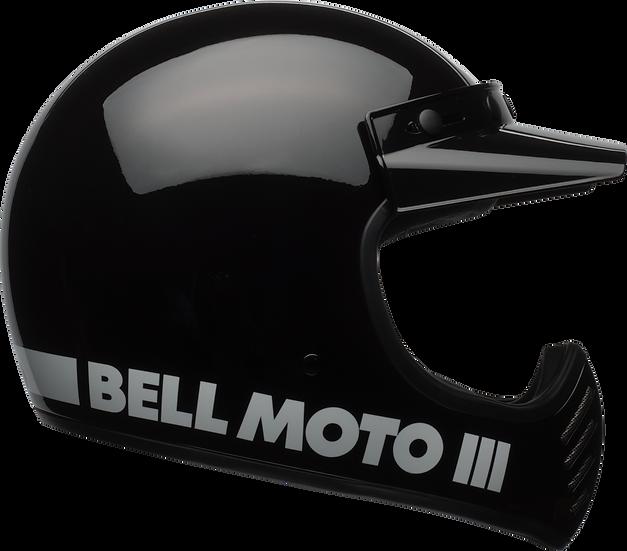 BELL MOTO 3 - קסדת בל מוטו 3