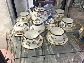 Dish Sets, Glassware and Entertaining