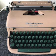 1957 Remington Office-Riter - $115