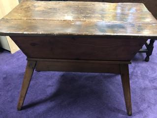 Primitive Antique Dough Table