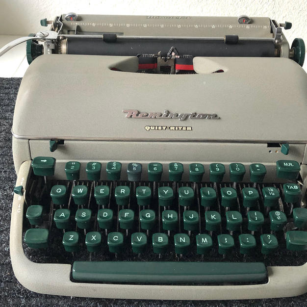 1955 Remington Quiet-Riter - $110