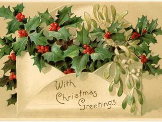 Wishing You A Very Very Merry Christmas!