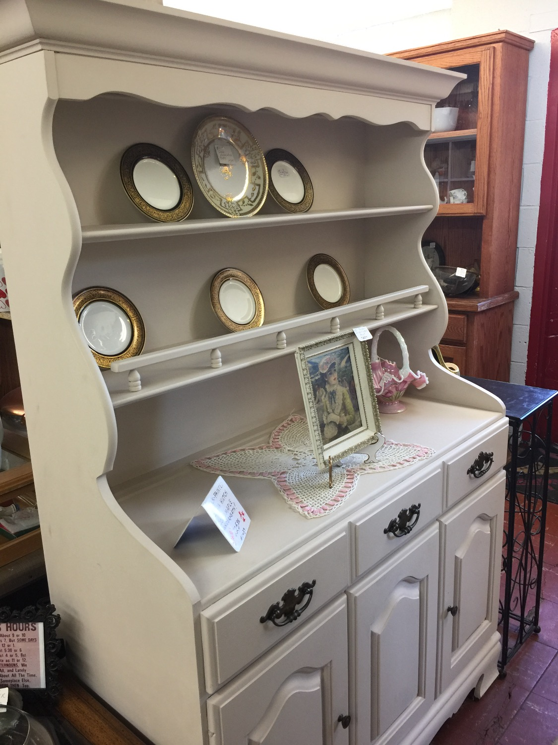 Here at Red Door Antiques and Resale we like to alert you of upcoming  sales. The sale will probably begin on Friday or Saturday but stay tune  here for the ... - Reddoorantiques