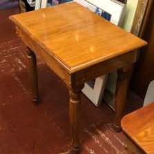Side table - vendor #1 - $39