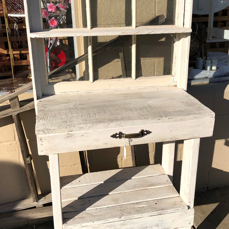 Potting Bench - vendor #18 - $175