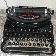 1934 Remington Noiseless Portable - $150