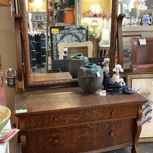 Empire Style Dresser - $395