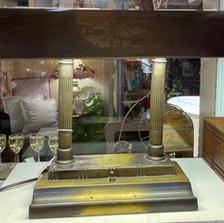 Art Deco Desk Lamp - vendor #13 - $69