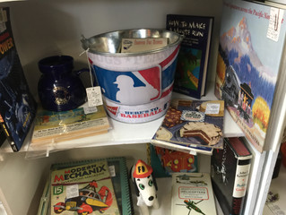 Father's Day and Mantiques