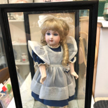 Antique Reproduction Doll - vendor #39 - $49