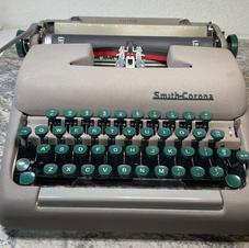 1954 Smith Corona Clipper - $115