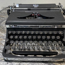 1938 Royal Quiet - $115