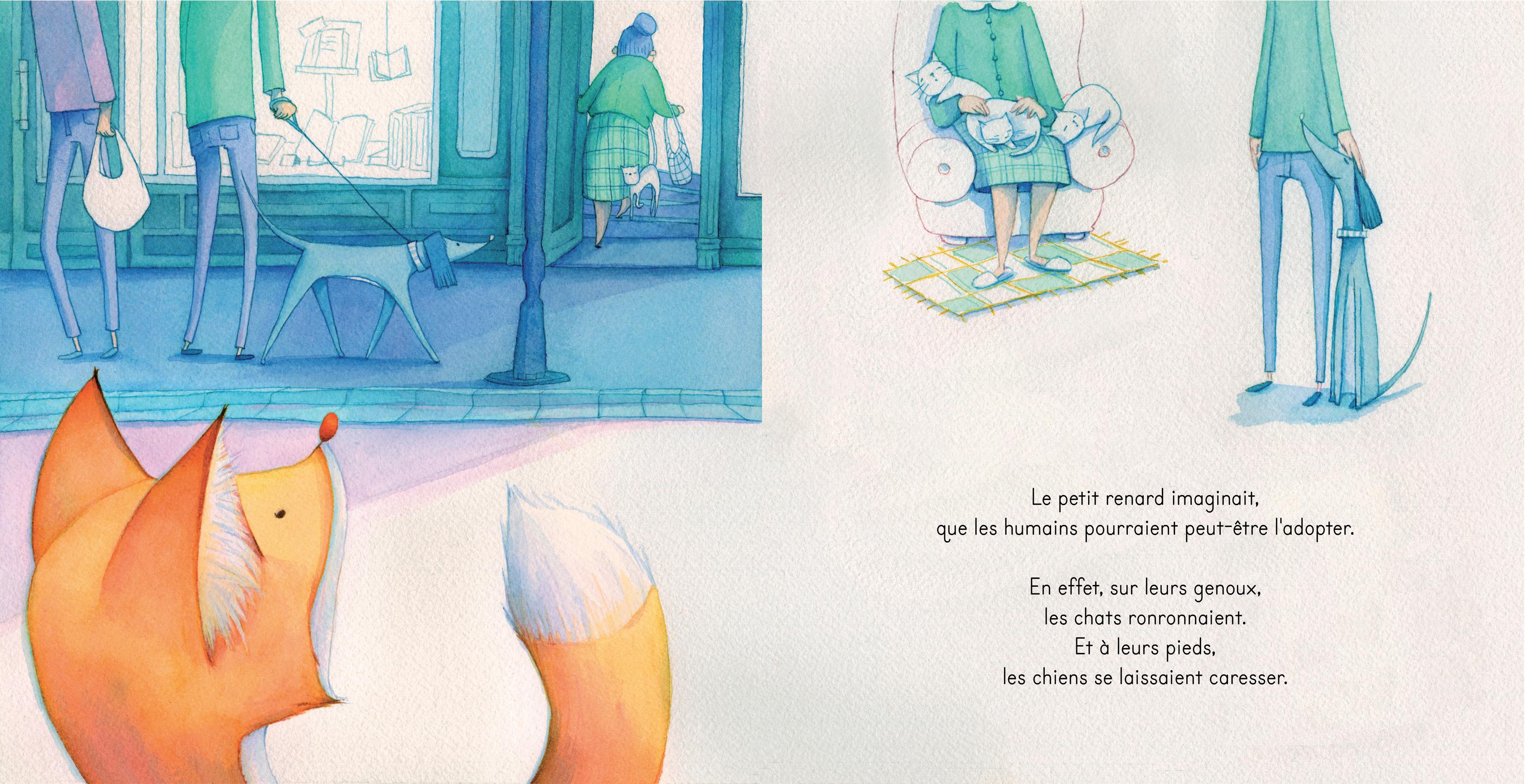illu Le petit renard-1