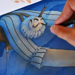 Illustration en cours