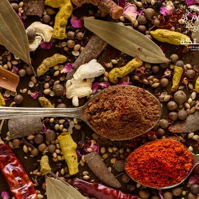 راس الحانوت - بهارات مغربية