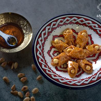 حلوى البليغة المغربية