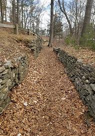 Gillette Castle Hiking Path