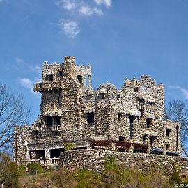 Gillette Castle on Seventh Sister
