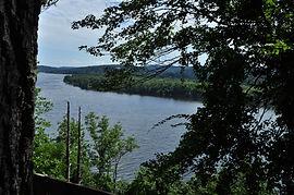 Connecticut River Overlook at Gillette Castle State Park