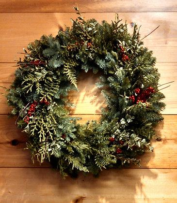 "Wreath Design Night 12/11 - ""Rustic Theme"""