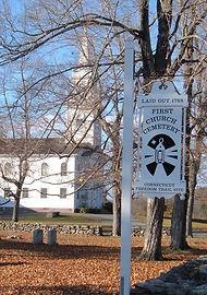First Church Cemetery East Haddam CT